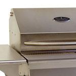 Memphis Select Holzpelletgrill mit solider Edelstahlkonstruktion