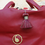 Tissus décorateur, création de sacs, Stéphanie Lauchas tapissier décorateur en Gironde