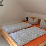 Beispielschlafzimmer 2 mit Doppelbett
