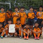 ■6/23 第17回 PCエイト杯(U-11) 5年生 第3位