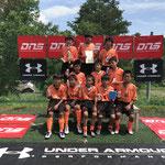 7/15〜7/17 DNS CUP2017第9回尾瀬武尊フロンティアサマーフェスタ 6年生 準優勝