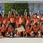 7/01 南郷キッズフェスタ 2年生 準優勝