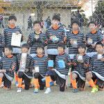 11/05 11/12 第34回幸手市近隣少年少女サッカー大会 6年生 準優勝