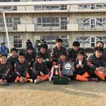 2/24 桜南杯 6年生 優勝