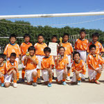 8/26 第15回 PCエイト杯(U-9) 3年生 優勝