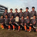 11/27 第30回いずみ杯 6年生 優勝