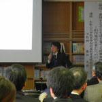 豊田充崇先生の講演