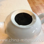 Das Rezept ist denkbar simpel: eine Handvoll Teeblätter und etwas heißes Wasser.
