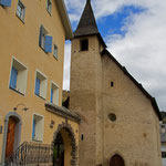 Kirche in Zuoz
