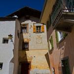 Häuser in Coltura Bergell