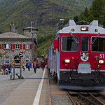 Station Alp Grüm