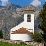 Kirche im Fextal, 23. 8. 20112