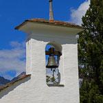 Kirche im Fextal