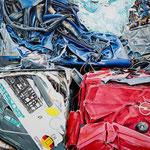 trinity 2018, Acryl auf Leinwand 115 x 115 cm