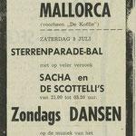 Sacha en de Scottelli's - De Stem 7 juli 1972