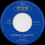 Jack Dens & The Swallows - Heaven in Your Eyes (UH 9523) 1961
