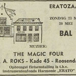 THE MGIC FOUR: Dagblad de Stem 21-5-1971