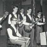 THE ICE CREAMERS Teenager show, Gildenhuis te Roosendaal op 29 december 1963.