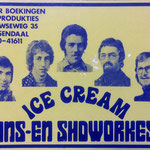 ICE CREAM dans- en showorkest