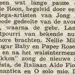 Nellie Millenaar - Hardinxveld-Giessendam 6 maart 1961.
