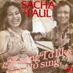 Sacha & Paul (Annet Hesterman en Paul Guldenaar)