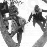 Jan Sex Four ca. 1970 vlnr: Frans Hendriks, Jos Bosters, Jan Baeten en Cees van Erven