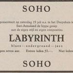 LABYRINTH: De Eendrachtbode 17-7-1969