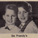 THE FRANDY'S 1962