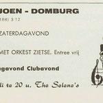 THE SELENE'S: Domburgsch Badnieuws 16 juni 1966