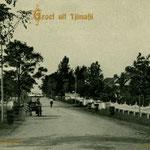 Groeten uit Tjimani