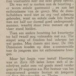 19th. DIMENSION: Instuif Haestinge, Sint Maartendsijk - Eendrachtbode 13-8-1970