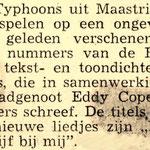 Brabants Nieuwsblad: november 1963