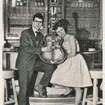 Joop & Hanneke uit Klundert (feb. 1962)