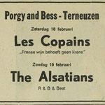 THE ALSATIANS - Dagblad de Stem 18-2-67