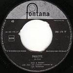 JACK & WOODY - Paulette (december 1960)