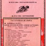 Kovek-Feesten -Teenager Festival - Ontdek de Ster Wedstrijd -  25 juli 1964