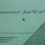 Impresariaat Jack W. de Nijs