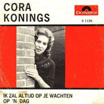 CORA KONINGS - single Polydor 1964