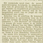 Dagblad De Stem 25-8-1964