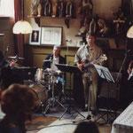 DE GRIJZE PLAAG in Café Thalia op 30-04-2003