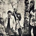 THE SELENE'S met Frank Witte (orgel) 1968-1969.