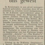 Dagblad De Stem 5-1-1963