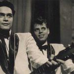 Jack & Woody (1960/1961) - Jack de Nijs en Cor 'Woody' van Leest.