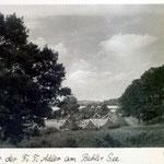 Postkarte 1950