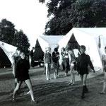 Gruppe Kinder Zeltrund 1967