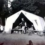 Lagerleben 1970