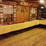 Chinoise Buffet am Silvesterabend