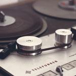 Telefunken M15 Bandmaschiene aus den 70ern