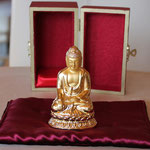 Reisebuddha und Reisebox