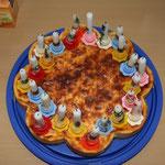 Geburtstagskuchen für MaTe